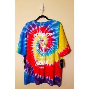Nike Tie Dye We Take You Higher T-Shirt